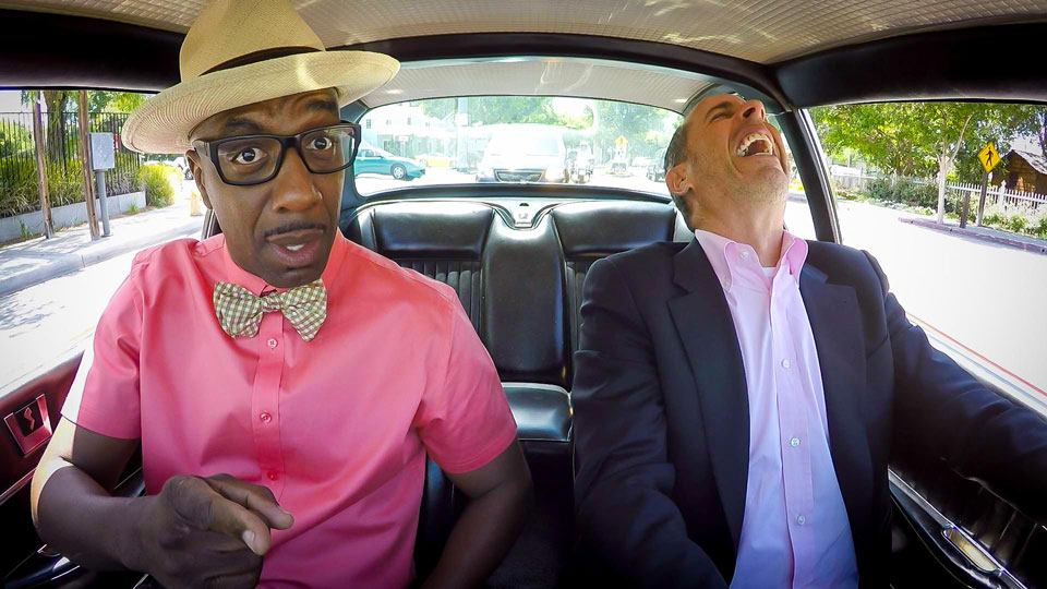 Jerry Seinfeld  &  J.B. Smoove on Comedians in Cars Getting Coffee