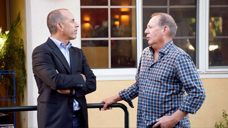 Jerry Seinfeld, Jerry Seinfeld, Jon Stewart, Bill Maher, Steve Martin, Jim Carrey, Howard Stern, Bill Burr  &  Gary Shandling on Comedians in Cars Getting Coffee