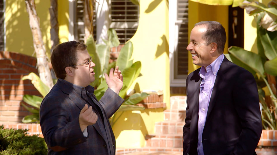 Jerry Seinfeld, Jerry Seinfeld, Louis C.K., Jimmy Fallon, Patton Oswald, Gary Shandling, Kevin Hart  &  Will Ferrell on Comedians in Cars Getting Coffee