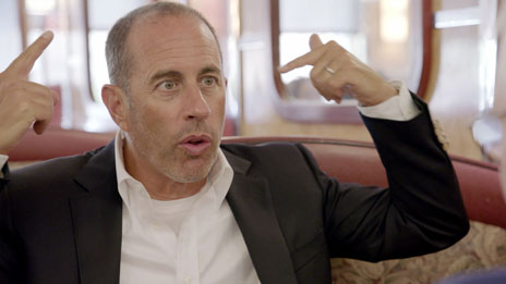 Jerry Seinfeld, Jerry Seinfeld, Jimmy Fallon, Kathleen Madigan, Chuck Martin  &  Ali Wentworth on Comedians in Cars Getting Coffee